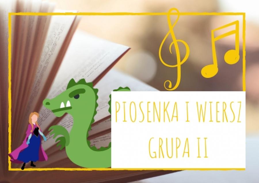 Piosenka I Wiersz Dla Dzieci Z Grupy Ii Na Luty 2019 A